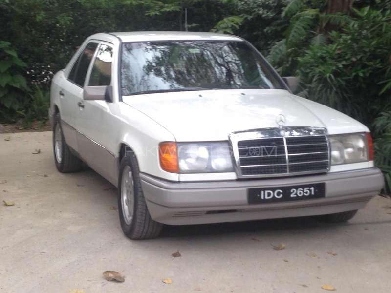 Service manual 1988 mercedes benz e class front spring for Mercedes benz 300ce problems