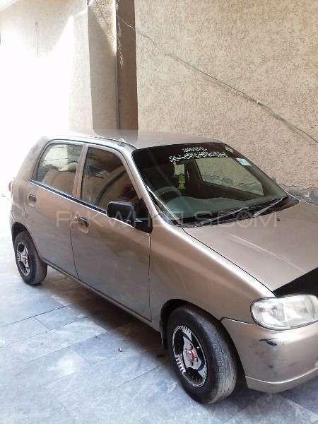 Suzuki Alto VXR (CNG) 2004 Image-7