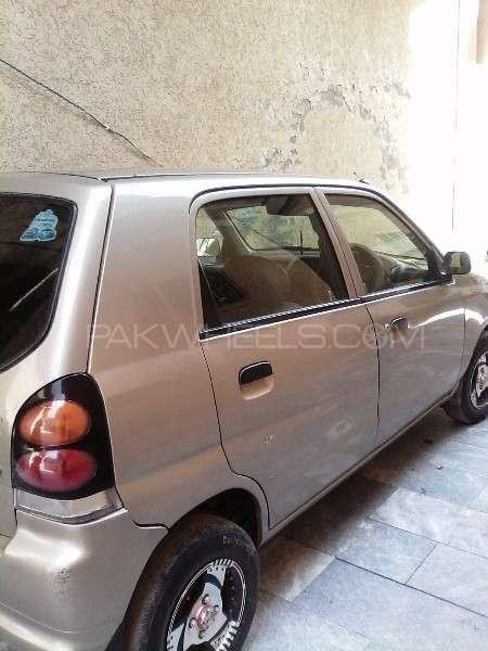 Suzuki Alto VXR (CNG) 2004 Image-8