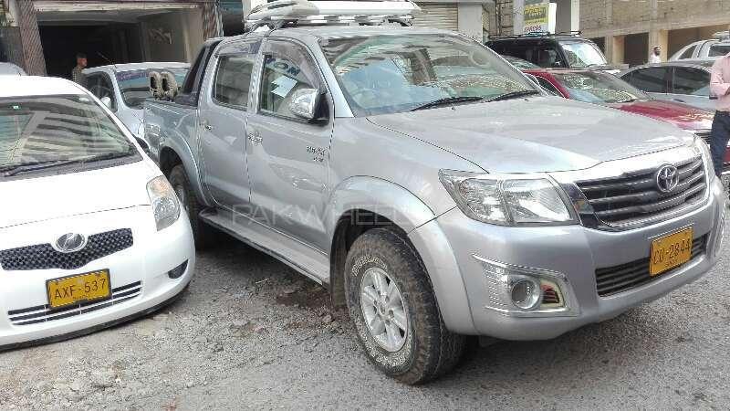 Toyota Hilux Vigo G 2013 Image-2