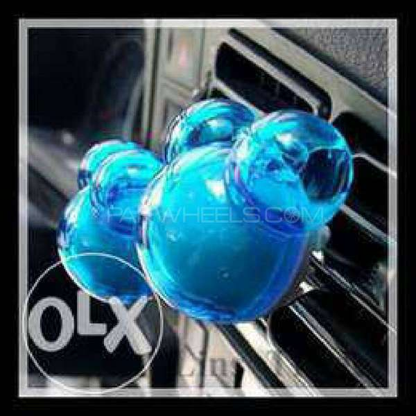 Car Perfume Air Freshener Auto Supplies Image-1