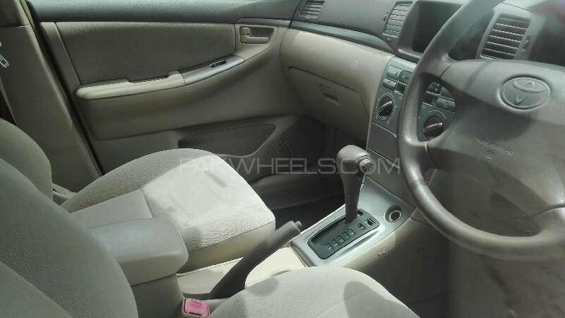 Toyota Corolla Fielder 2012 Image-2