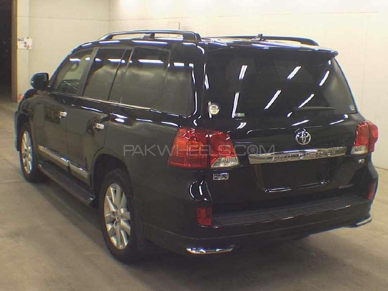 Toyota Land Cruiser ZX 2012 Image-2
