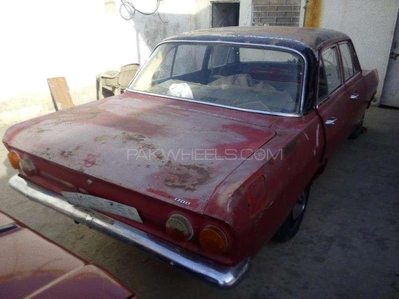 Opel Corsa 1964 Image-4
