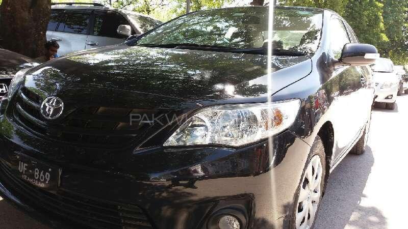 Toyota Corolla GLi Automatic 1.6 VVTi 2012 Image-2