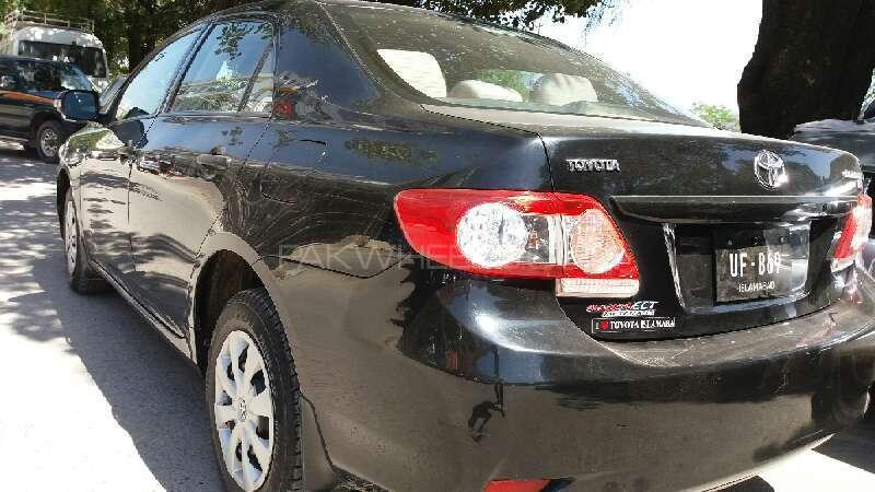 Toyota Corolla GLi Automatic 1.6 VVTi 2012 Image-4