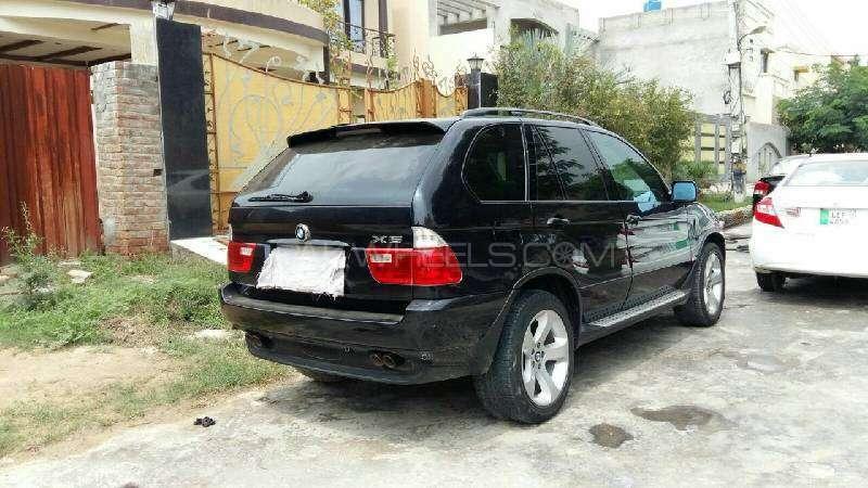 BMW 5 Series 545i 2004 Image-7