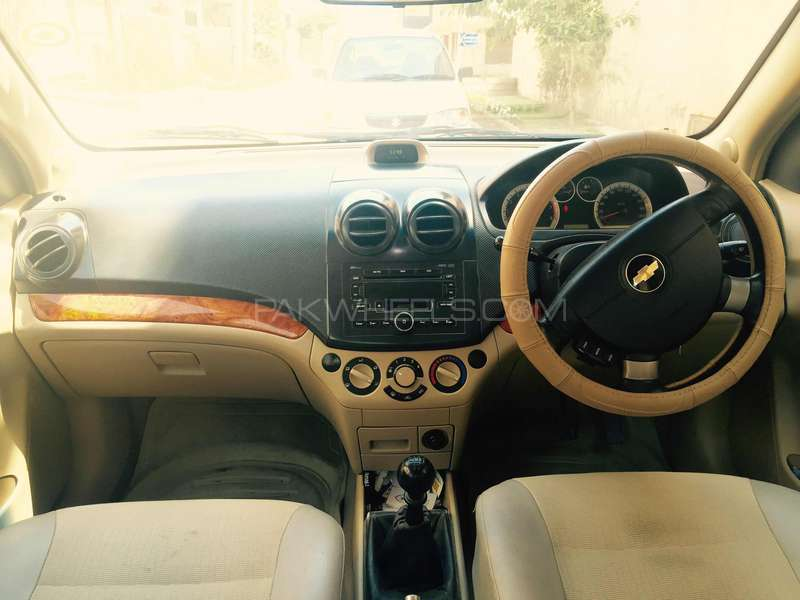 Chevrolet Aveo LT 2006 Image-14