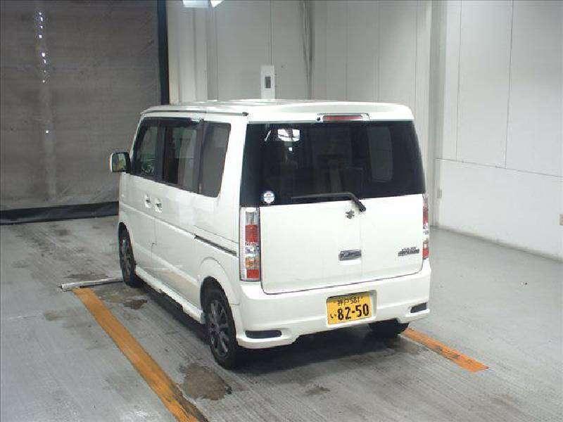 Suzuki Every Wagon PZ Turbo Special 2011 Image-2