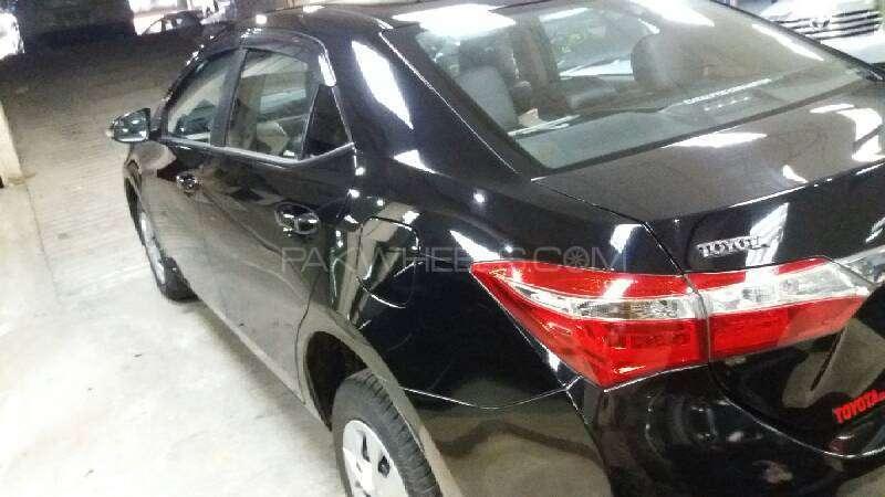 Toyota Corolla GLi 1.3 VVTi 2015 Image-4