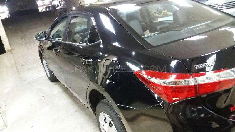 Toyota Corolla GLi 1.3 VVTi 2015 Image-5