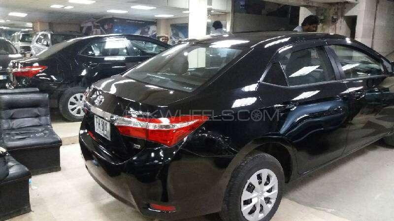 Toyota Corolla GLi 1.3 VVTi 2015 Image-8