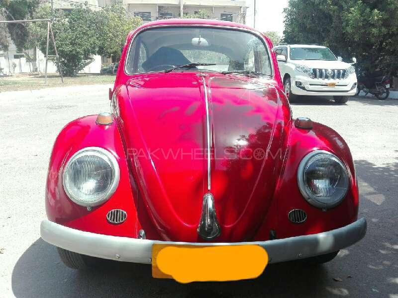 Volkswagen Beetle 1600 1967 Image-1
