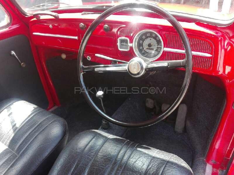 Volkswagen Beetle 1600 1967 Image-5