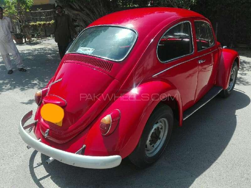 Volkswagen Beetle 1600 1967 Image-10
