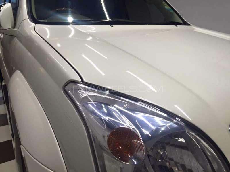 Toyota Prado TZ G 3.4 2003 Image-2