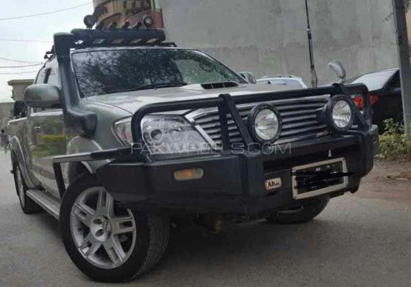 Toyota Hilux 2007 Image-5