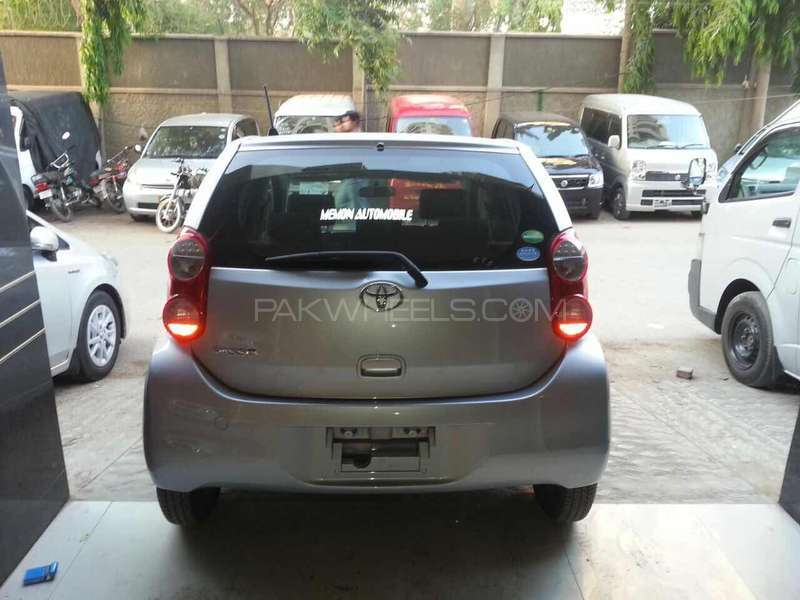 Toyota Passo X L Package 2013 Image-3