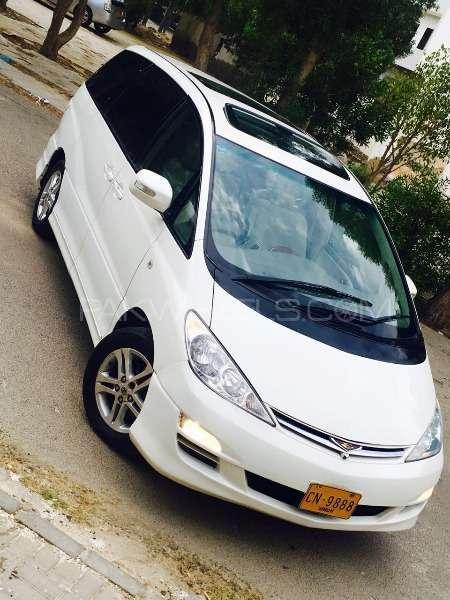 Toyota Estima G 2003 Image-1