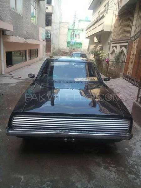 Ford Cortina 1972 Image-1