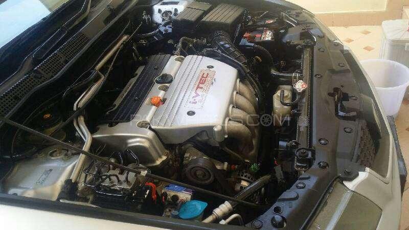 Honda Accord CL9 2003 Image-6