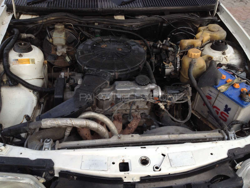 Daewoo Racer 1993 Image-4