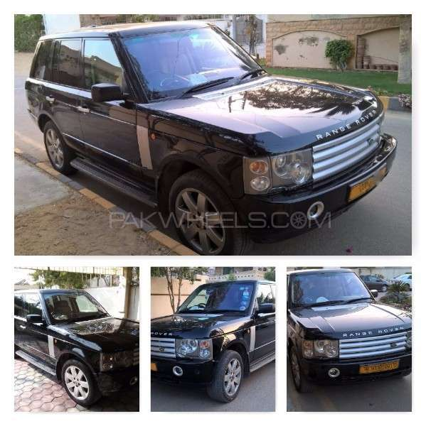 Range Rover Hse 4.6 2005 Image-10