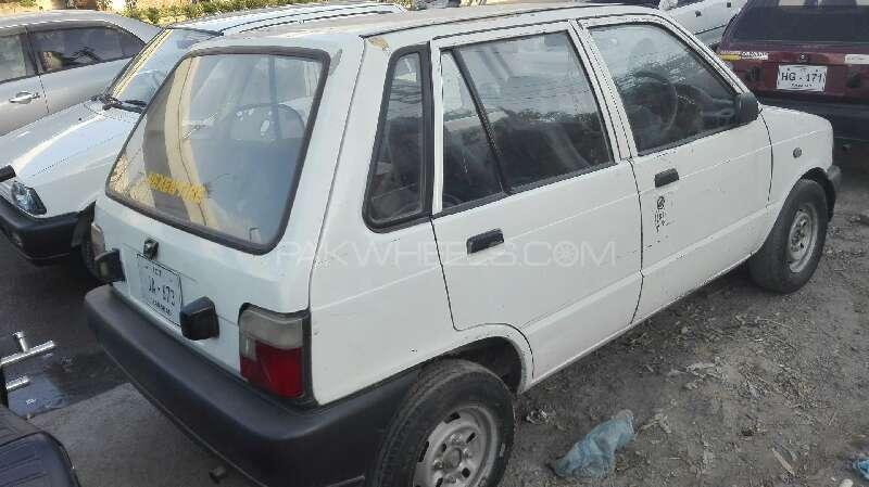 Suzuki Mehran 2005 Image-11