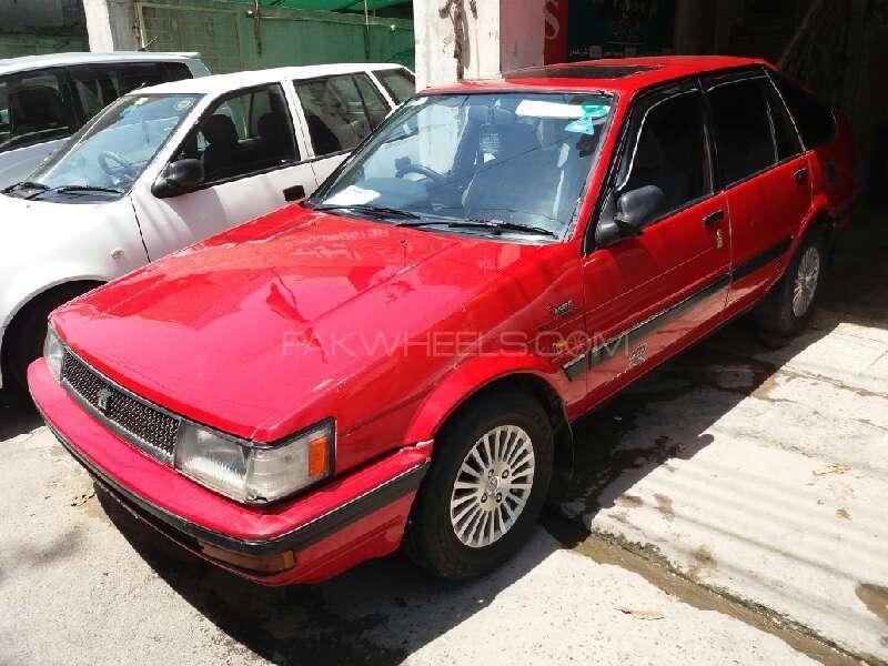 Toyota Corolla 1986 Image-3