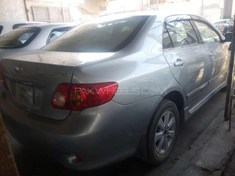 Toyota Corolla GLi Automatic 1.6 VVTi 2009 Image-4