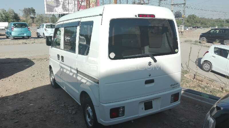 Suzuki Every GA 2010 Image-6