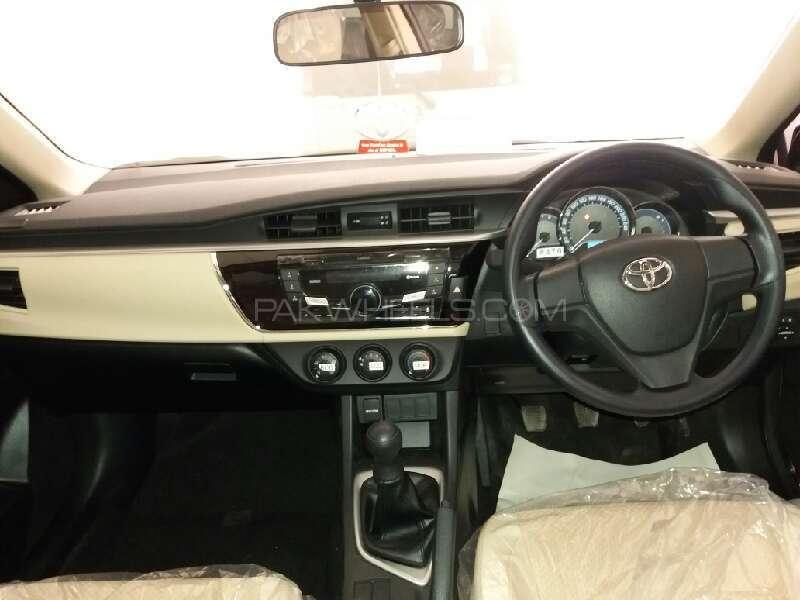 Toyota Corolla GLi 1.3 VVTi 2016 Image-6