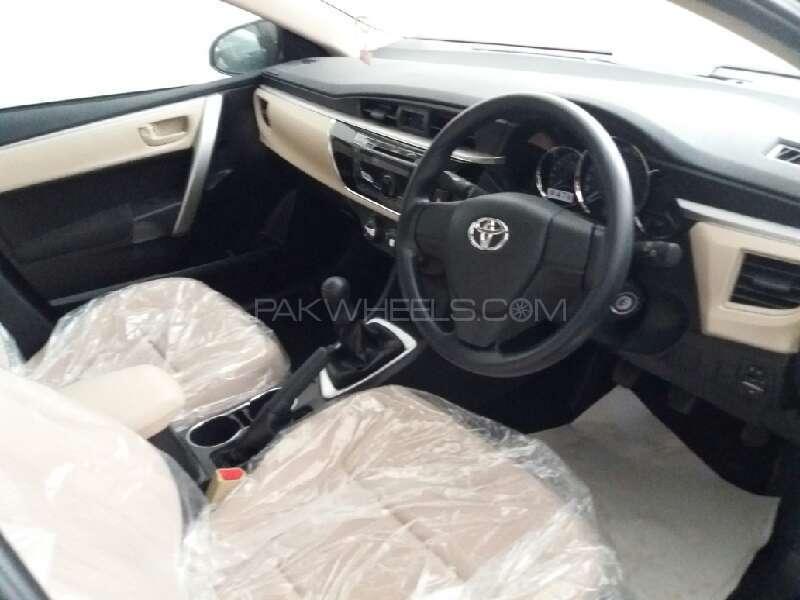 Toyota Corolla GLi 1.3 VVTi 2016 Image-8