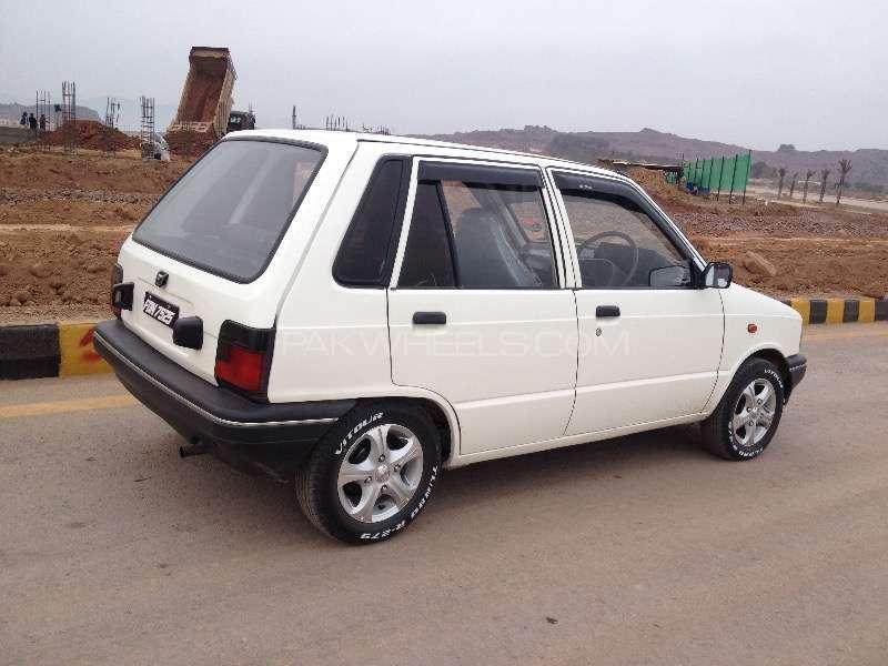 Suzuki Mehran VX 1990 Image-4