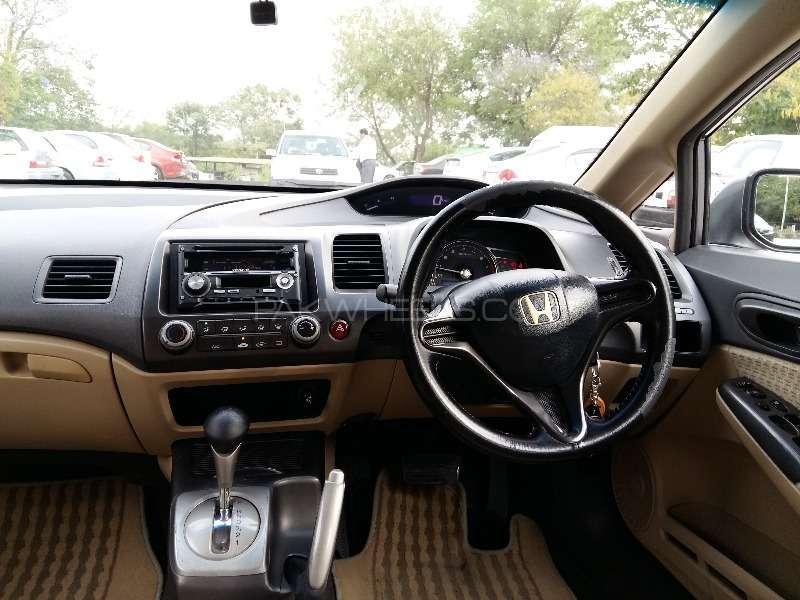Honda Civic VTi Prosmatec 1.8 i-VTEC 2008 Image-2