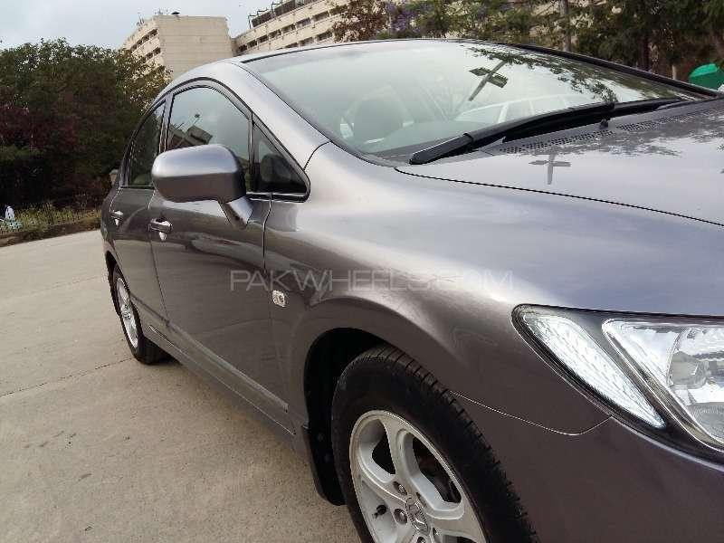 Honda Civic VTi Prosmatec 1.8 i-VTEC 2008 Image-5
