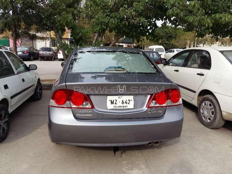 Honda Civic VTi Prosmatec 1.8 i-VTEC 2008 Image-11