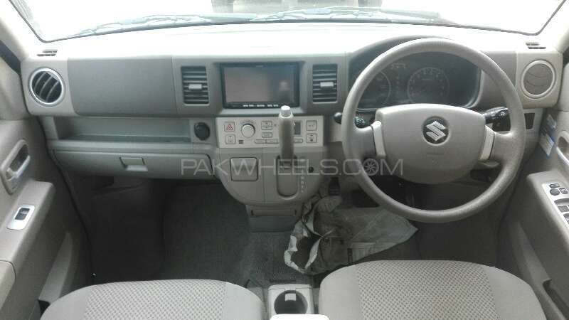 Suzuki Every Wagon PZ Turbo 2011 Image-6