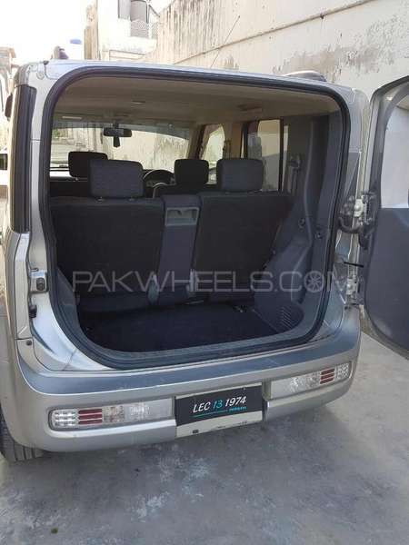 Nissan Cube 2007 Image-2