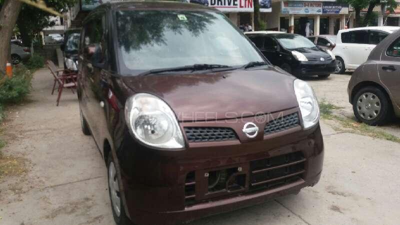 Nissan Moco G 2008 Image-1