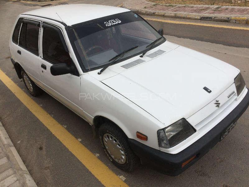 Suzuki Khyber GA 1991 Image-2