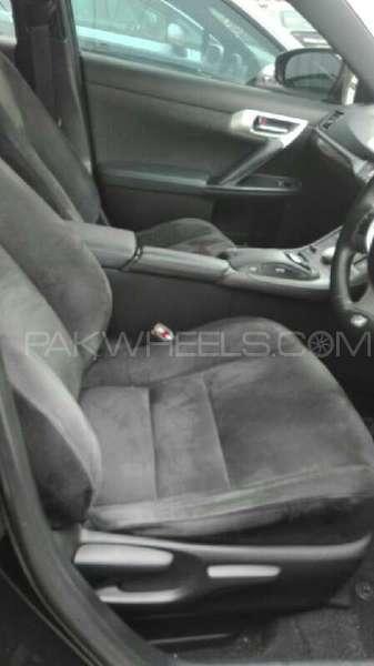 Lexus CT200h F Sport 2011 Image-7