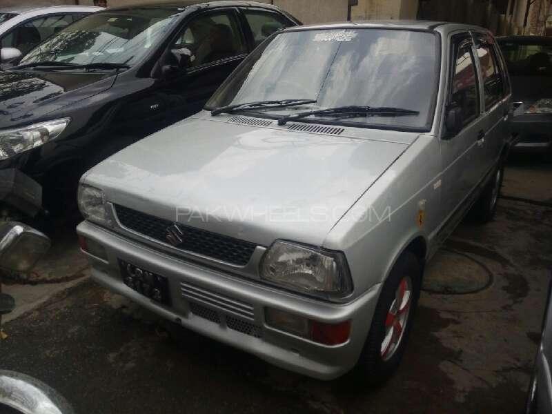 Suzuki Mehran 2003 Image-1