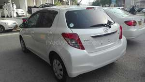 Beautiful Vitz Available In Amazing Condition, Very Neat & Clean Interior, Amazingly Mint & Shining Exterior, 4.5 Grade, Very Low Mileage Car, Just Like Brand New, Good Battery Condition, Engine Is Just Like Unused, Good Road-Gripping Tyres, Bumper To Bumper Original, A Great Offer To Avail At Reasonable Price, Only Serious Buyers Contact, Kindly Call During Working Hours.