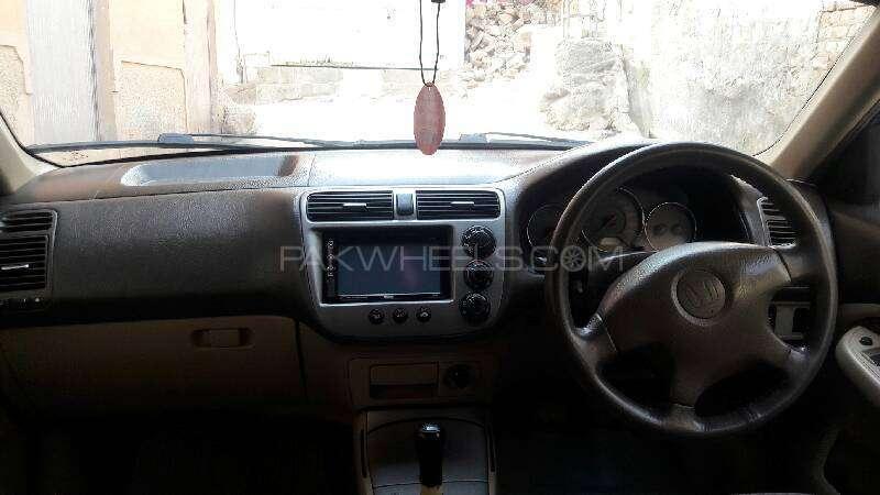 Honda Civic VTi 1.6 2006 Image-8