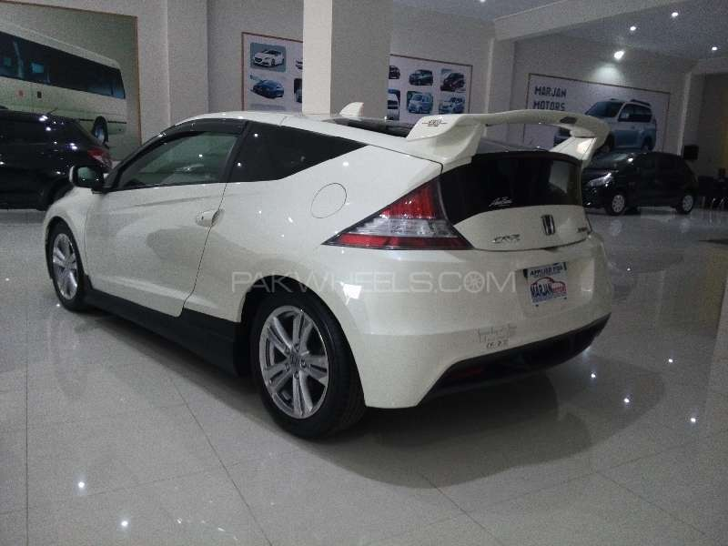 Honda CR-Z Sports Hybrid Alpha 2012 Image-5
