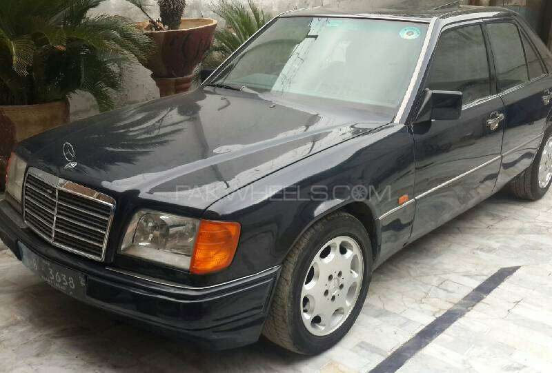 mercedes benz e class e 300 cdi 1991 for sale in peshawar pakwheels. Black Bedroom Furniture Sets. Home Design Ideas