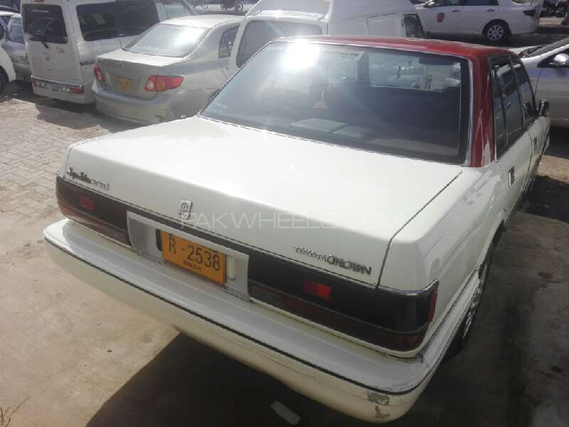 Toyota Crown Royal Saloon Anniversary Edition 1990 Image-7