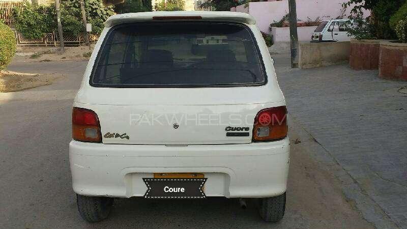 Daihatsu Cuore CX Eco 2002 Image-2