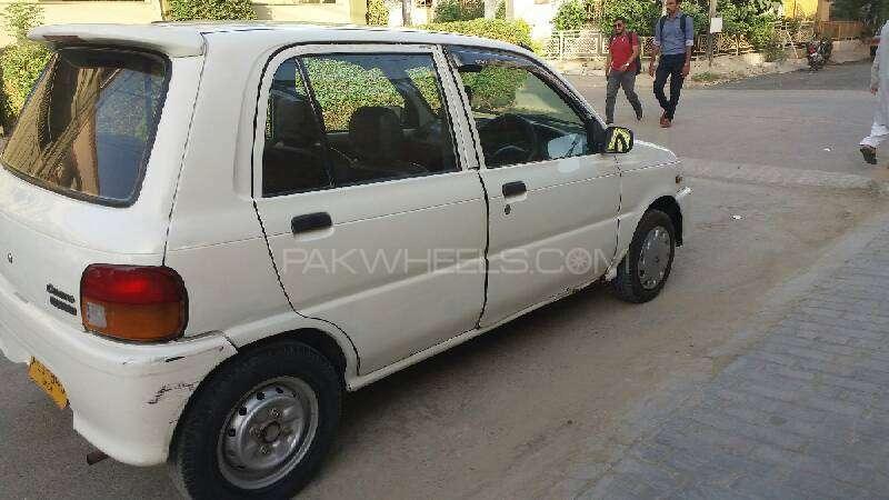 Daihatsu Cuore CX Eco 2002 Image-10